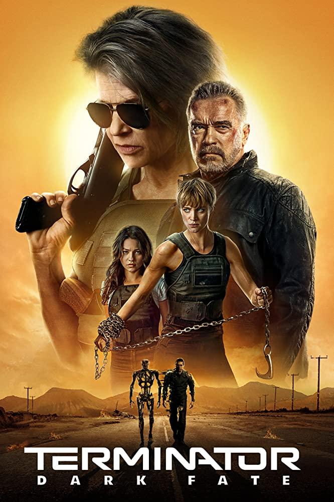 Terminator: Dark Fate 2019 Movies Watch on Amazon Prime Video