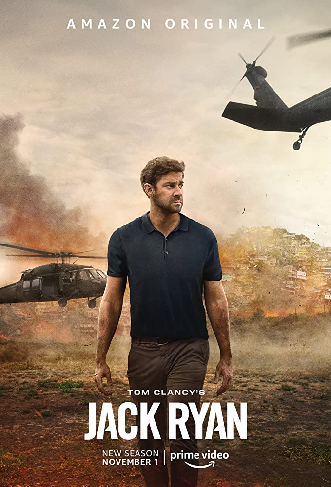 Tom Clancy's Jack Ryan 2018 Web/TV Series Watch on Amazon Prime Video