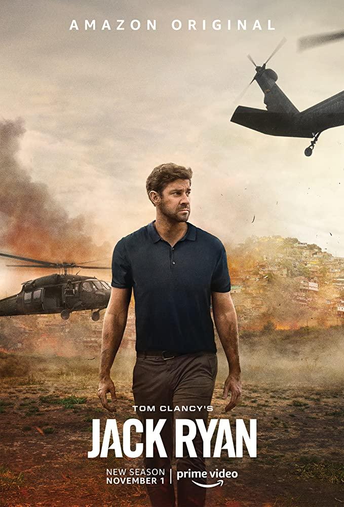 Tom Clancy's Jack Ryan 2018 Web/TV Series Watch on Amazon Prime Video
