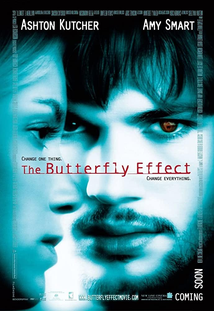 The Butterfly Effect 2004 Movies Watch on Amazon Prime Video