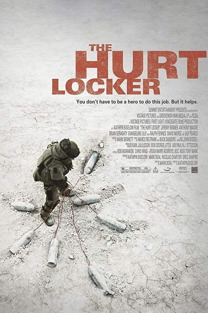 The Hurt Locker 2009 Movies Watch on Amazon Prime Video