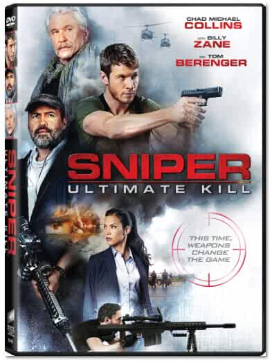 Sniper: Ultimate Kill 2017 Movies Watch on Netflix