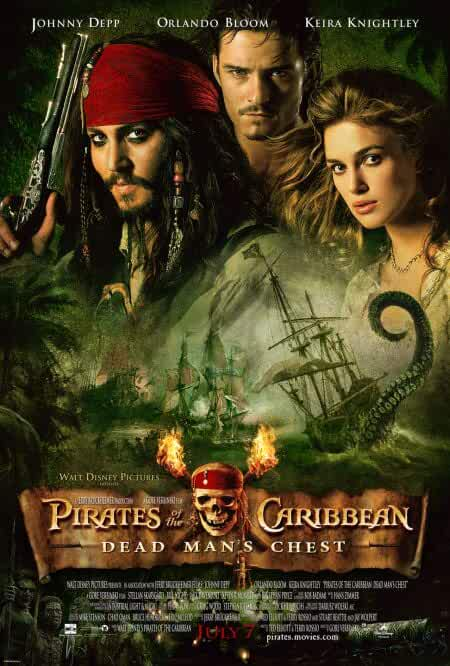Pirates of the Caribbean: Dead Man's Chest 2006 Movies Watch on Disney + HotStar