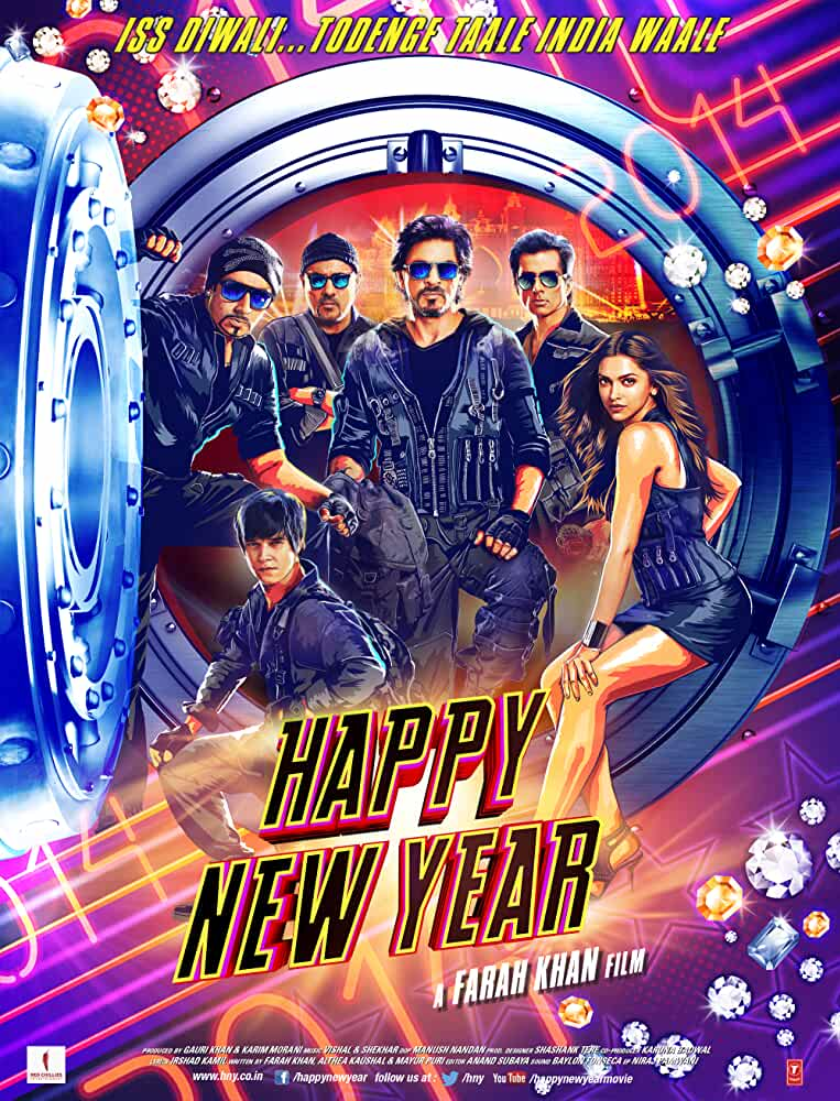 Happy New Year 2014 Movies Watch on Netflix