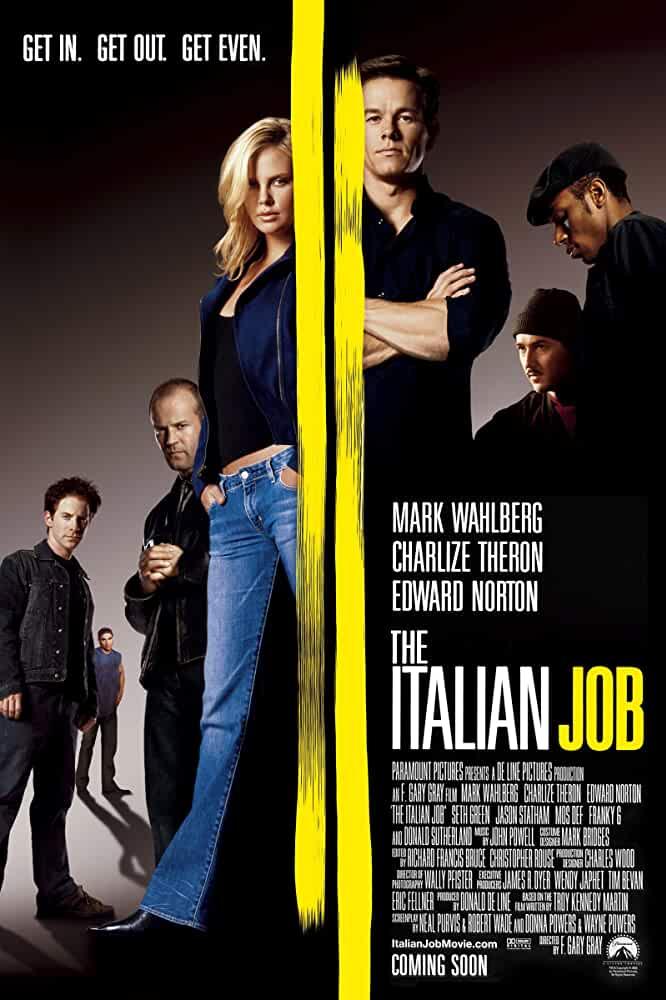 The Italian Job (2003) 2003 Movies Watch on Amazon Prime Video