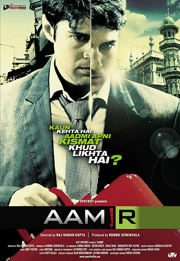 Aamir 2008 Movies Watch on Netflix