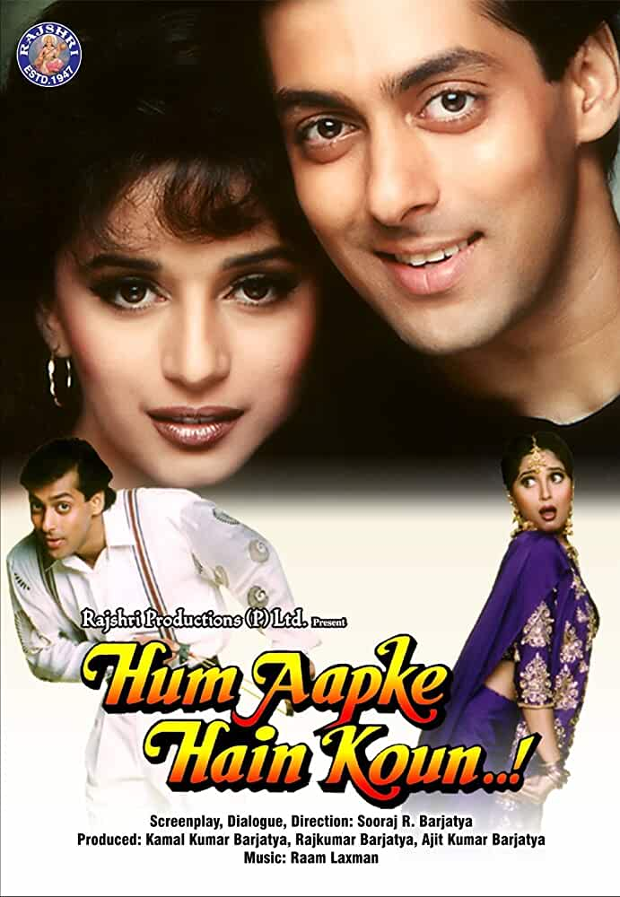 Hum Aapke Hain Koun 1994 Movies Watch on Amazon Prime Video
