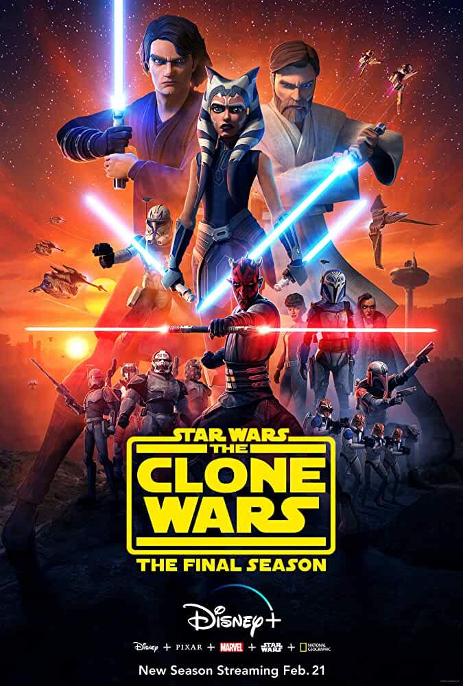 Star Wars: The Clone Wars 2008 Movies Watch on Disney + HotStar