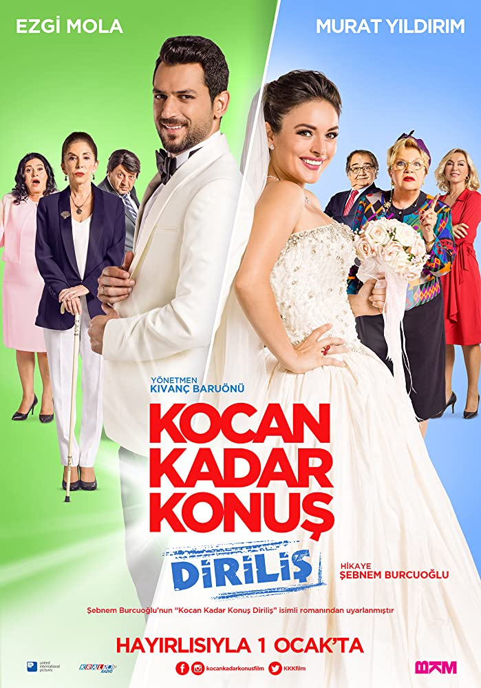 Kocan Kadar Konus: Dirilis 2016 Movies Watch on Netflix