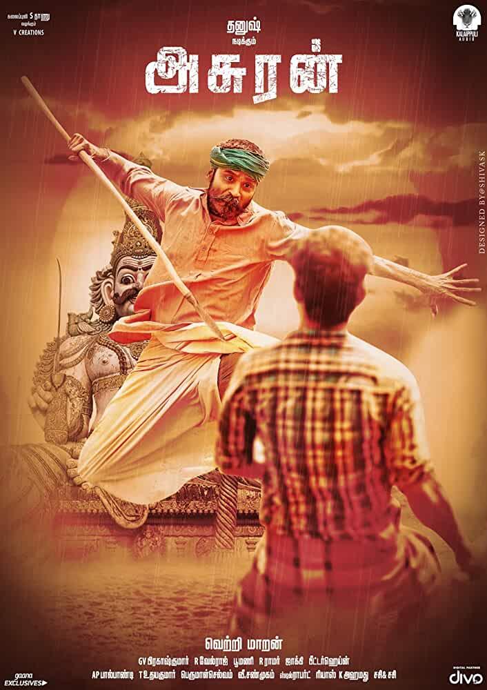 Asuran 2019 Movies Watch on Amazon Prime Video
