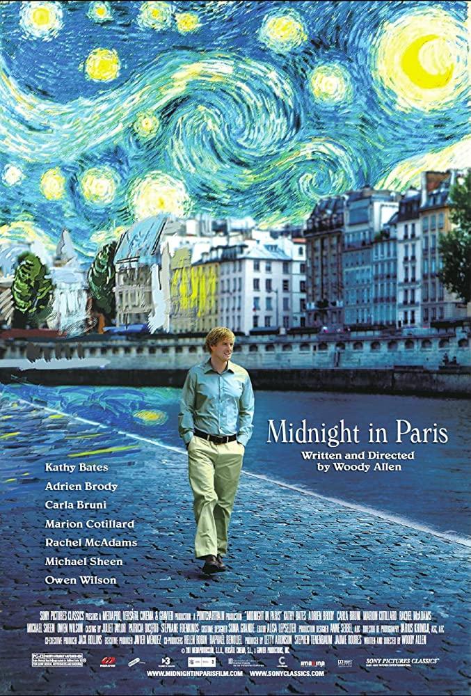 Midnight in Paris 2011 Movies Watch on Amazon Prime Video