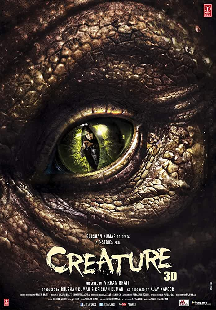 Creature 3D 2014 Movies Watch on Disney + HotStar