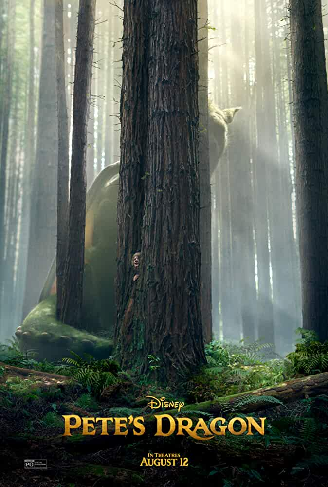 Pete's Dragon 2016 Movies Watch on Disney + HotStar