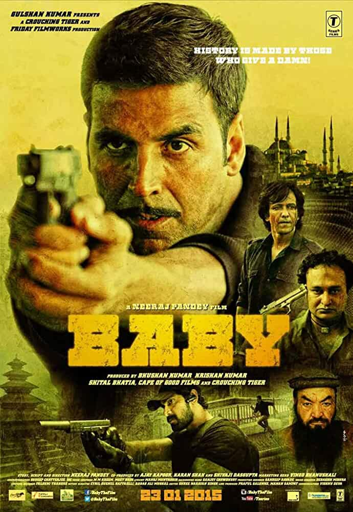 Baby 2015 Movies Watch on Disney + HotStar