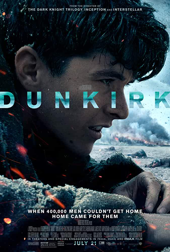 Dunkirk 2017 Movies Watch on Amazon Prime Video