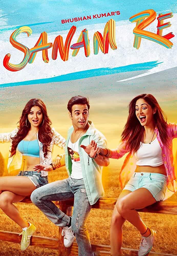 Sanam Re 2016 Movies Watch on Disney + HotStar
