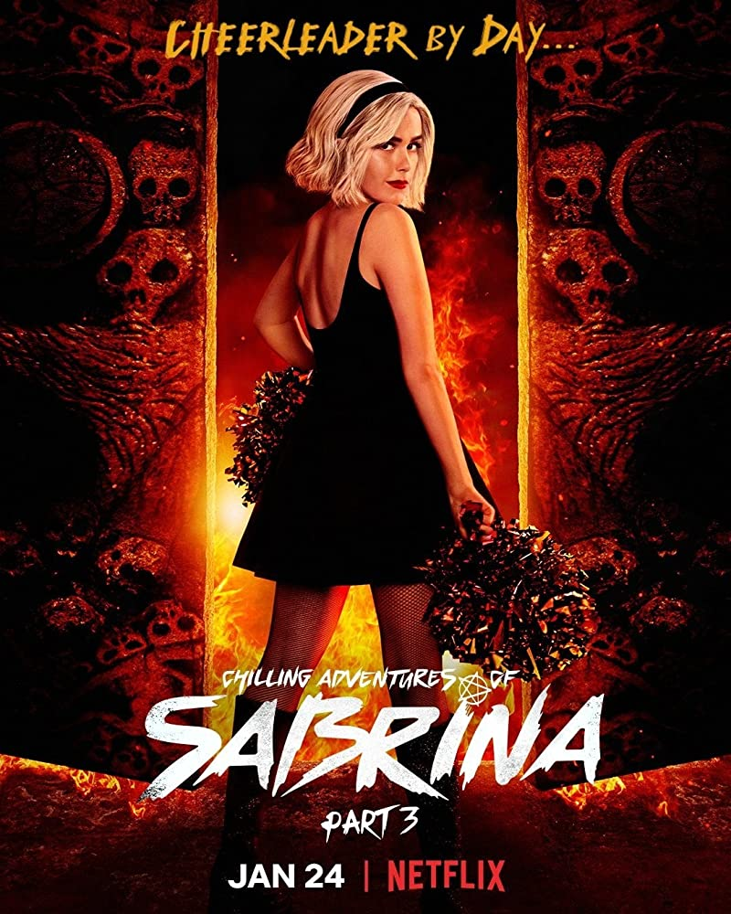 Chilling Adventures of Sabrina 2018 Web/TV Series Watch on Netflix