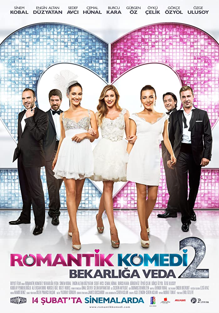 Romantik Komedi 2: Bekarliga Veda 2013 Movies Watch on Netflix