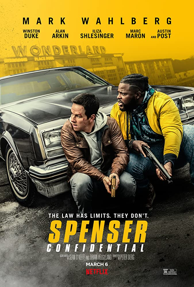 Spenser Confidential 2020 Movies Watch on Netflix