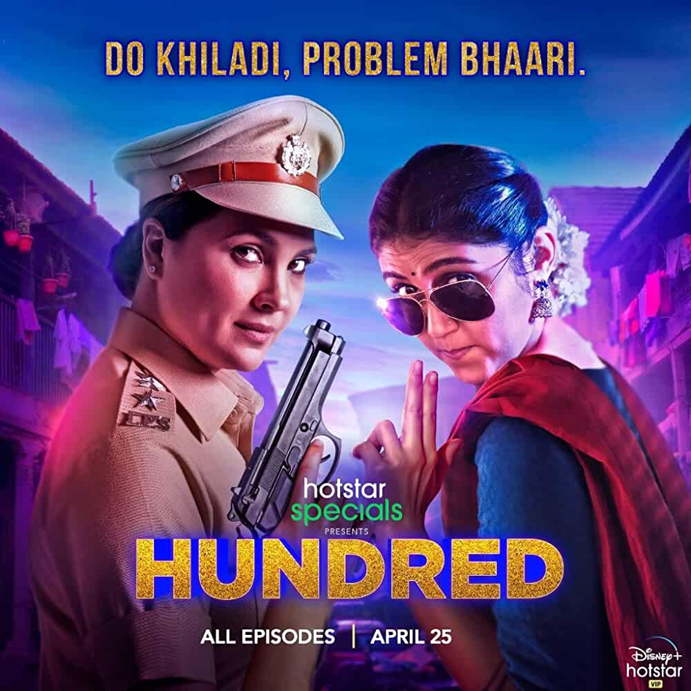 Hundred Season 1 2020 Web/TV Series Watch on Disney + HotStar