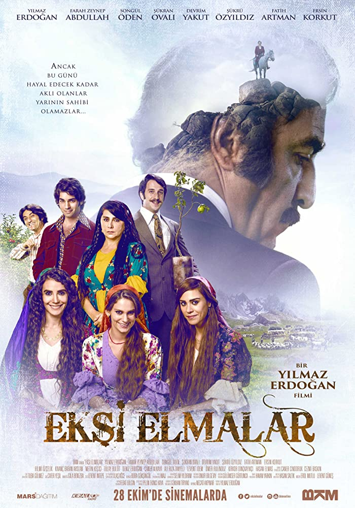 Eksi Elmalar (Sour Apples) 2016 Movies Watch on Netflix