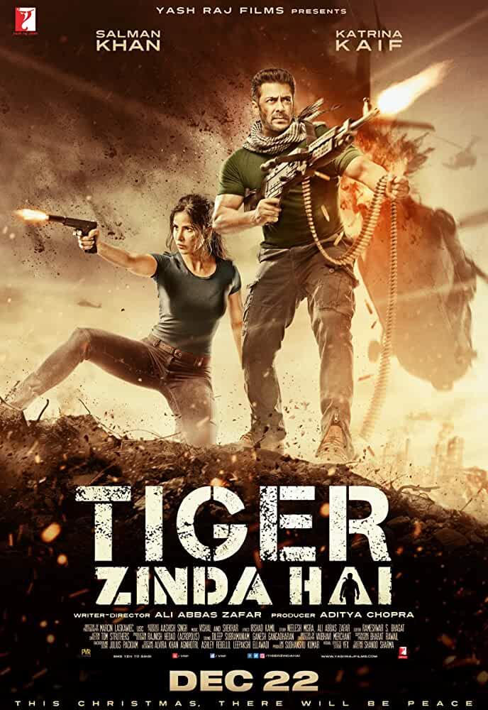 Tiger Zinda Hai 2017 Movies Watch on Amazon Prime Video