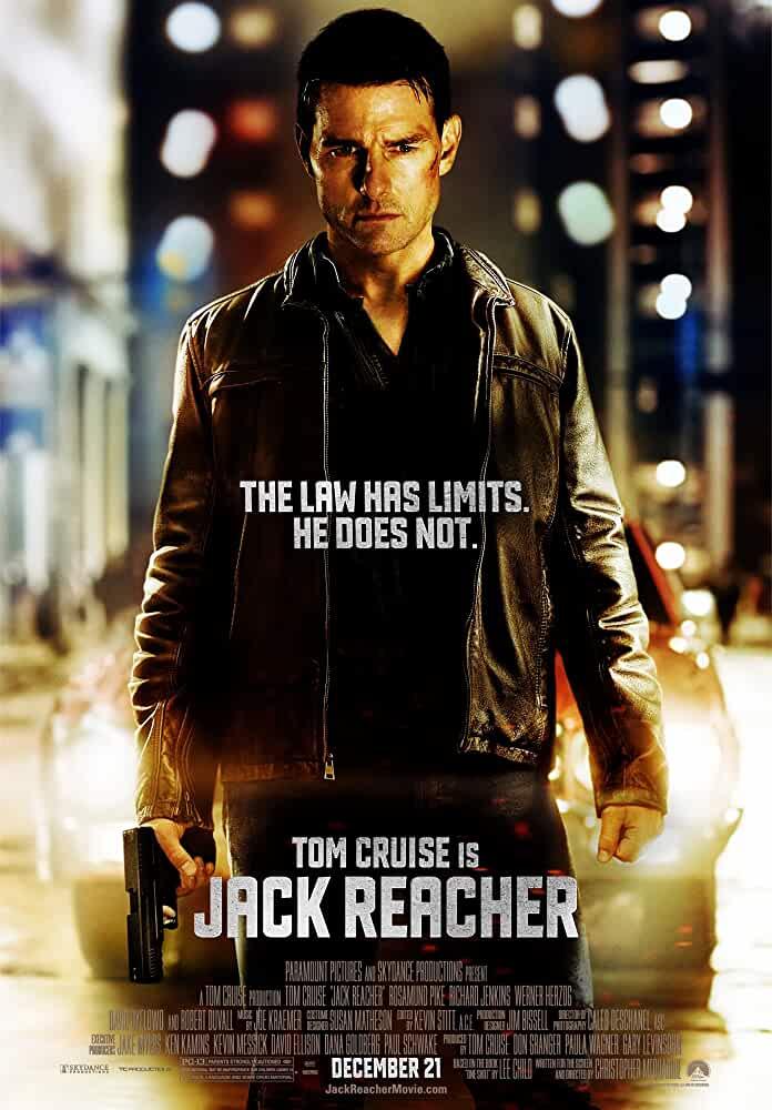 Jack Reacher 2012 Movies Watch on Amazon Prime Video