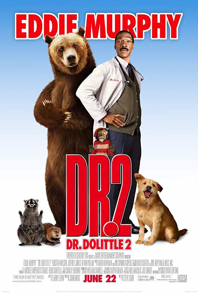 Dr. Dolittle 2 2001 Movies Watch on Disney + HotStar