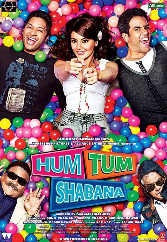 Hum Tum Shabana 2011 Movies Watch on Disney + HotStar