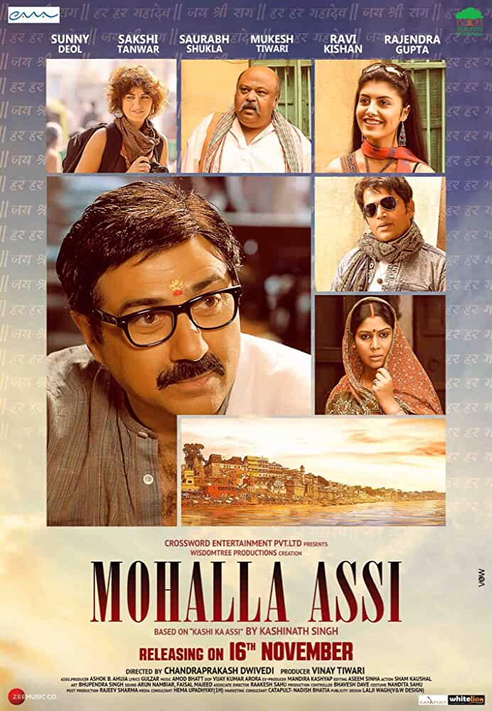 Mohalla Assi 2018 Movies Watch on Amazon Prime Video