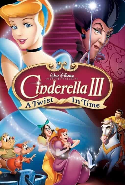 Cinderella 3: A Twist in Time 2007 Movies Watch on Disney + HotStar