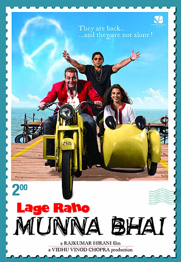 Lage Raho Munna Bhai 2006 Movies Watch on Amazon Prime Video