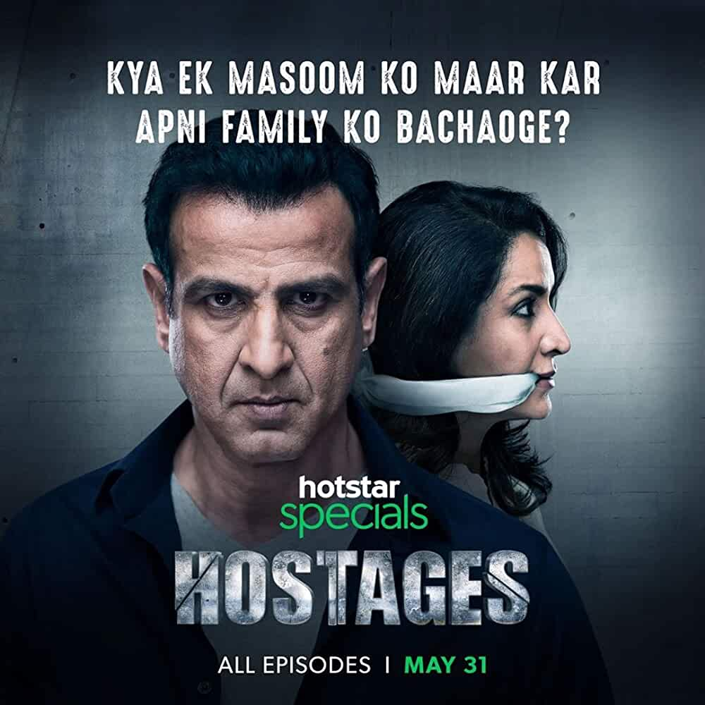 Hostages Season 1 2019 Web/TV Series Watch on Disney + HotStar