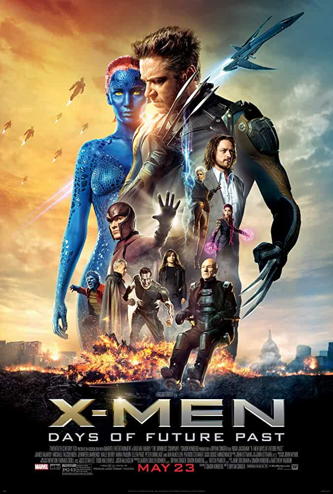 X-Men: Days of Future Past 2014 Movies Watch on Disney + HotStar