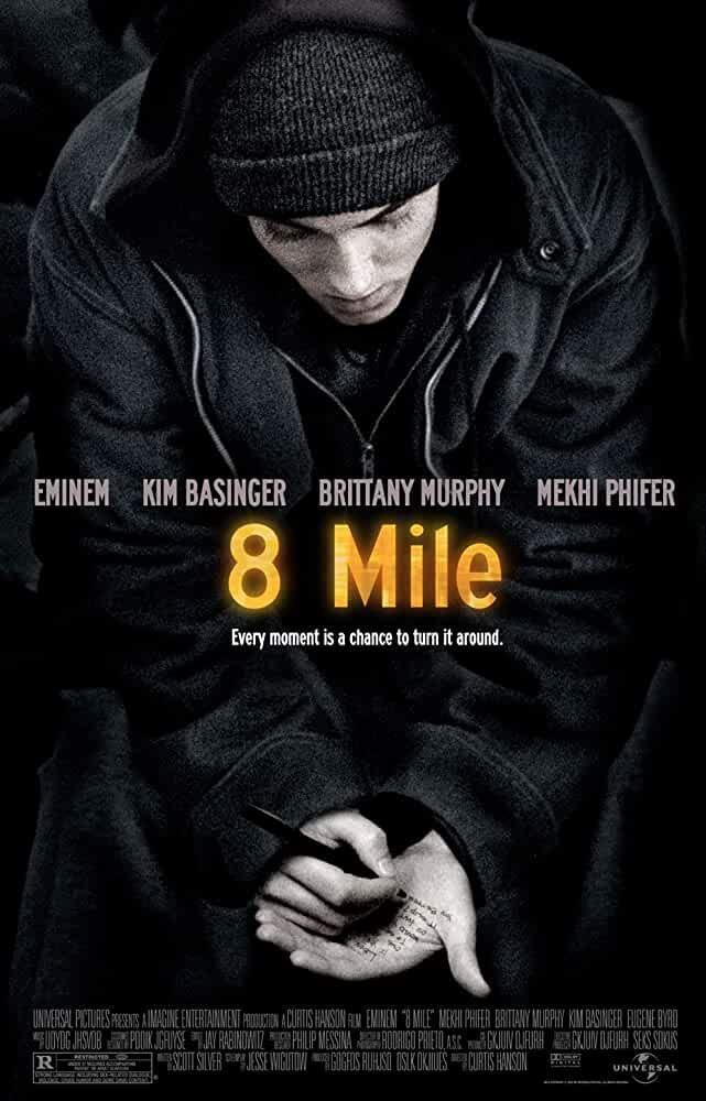 8 Mile 2002 Movies Watch on Amazon Prime Video