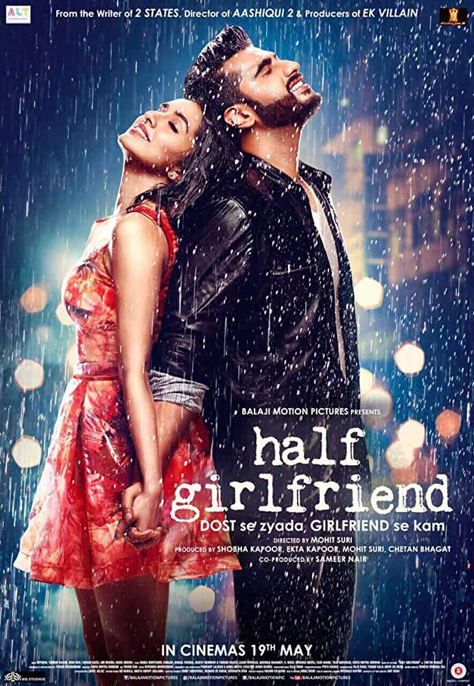 Half Girlfriend 2017 Movies Watch on Netflix