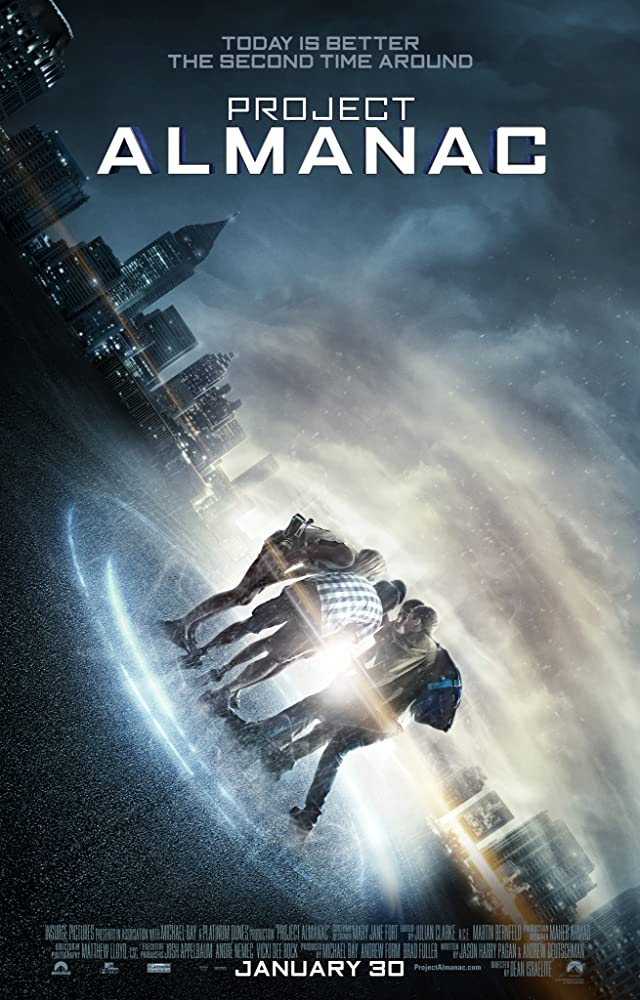 Project Almanac 2015 Movies Watch on Amazon Prime Video