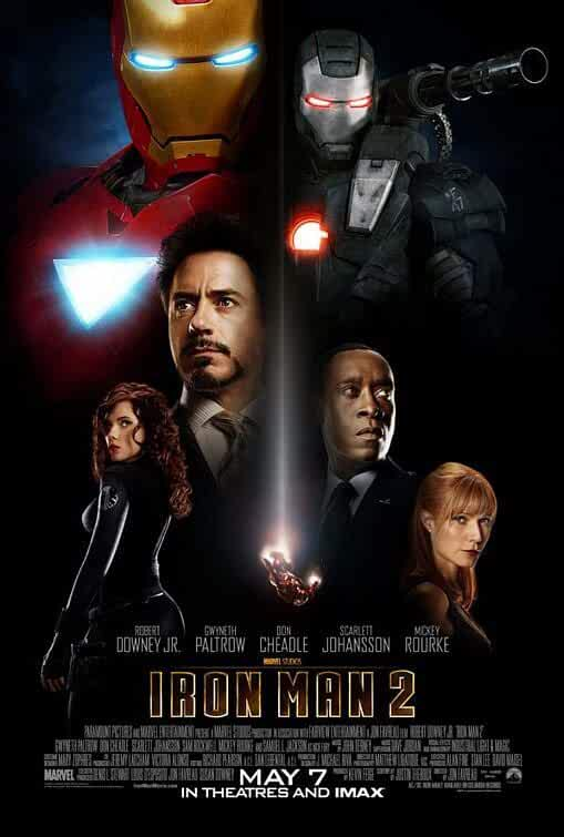 Iron Man 2 2010 Movies Watch on Disney + HotStar
