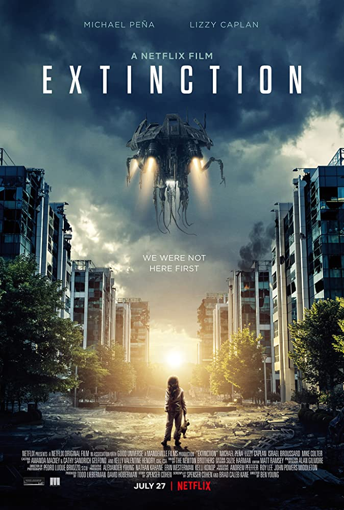 Extinction 2018 Movies Watch on Netflix