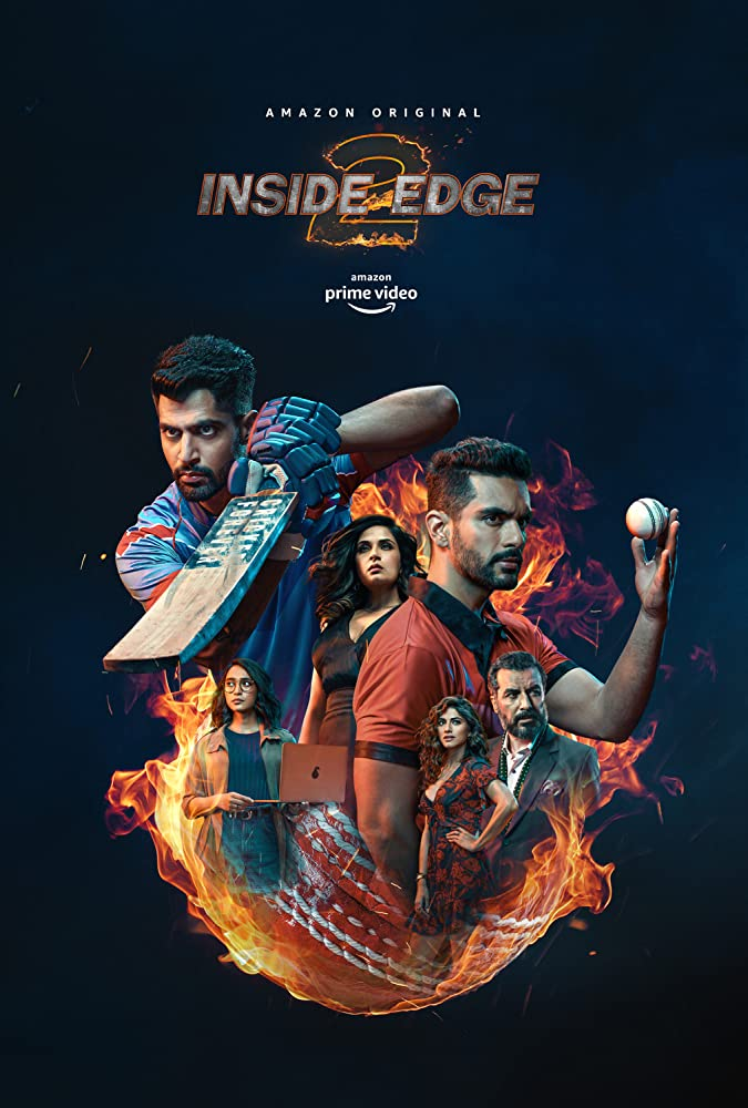 Inside Edge 2017 Web/TV Series Watch on Amazon Prime Video