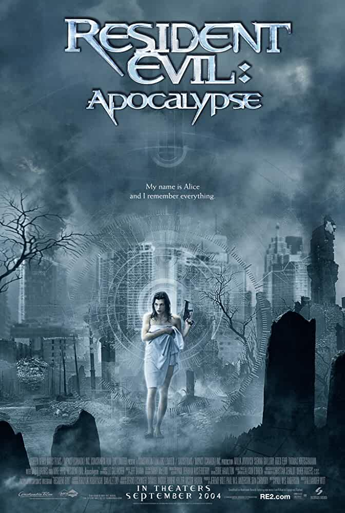 Resident Evil: Apocalypse 2004 Movies Watch on Amazon Prime Video