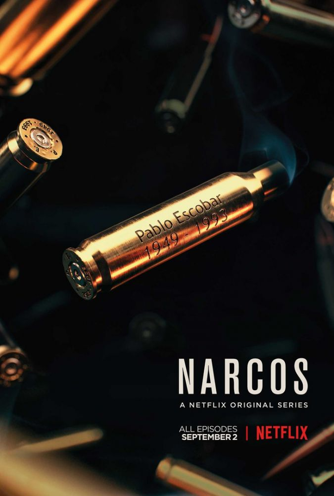 Narcos 2015 Web/TV Series Watch on Netflix
