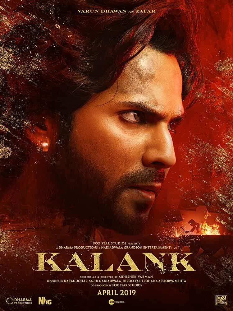 Kalank 2019 Movies Watch on Amazon Prime Video