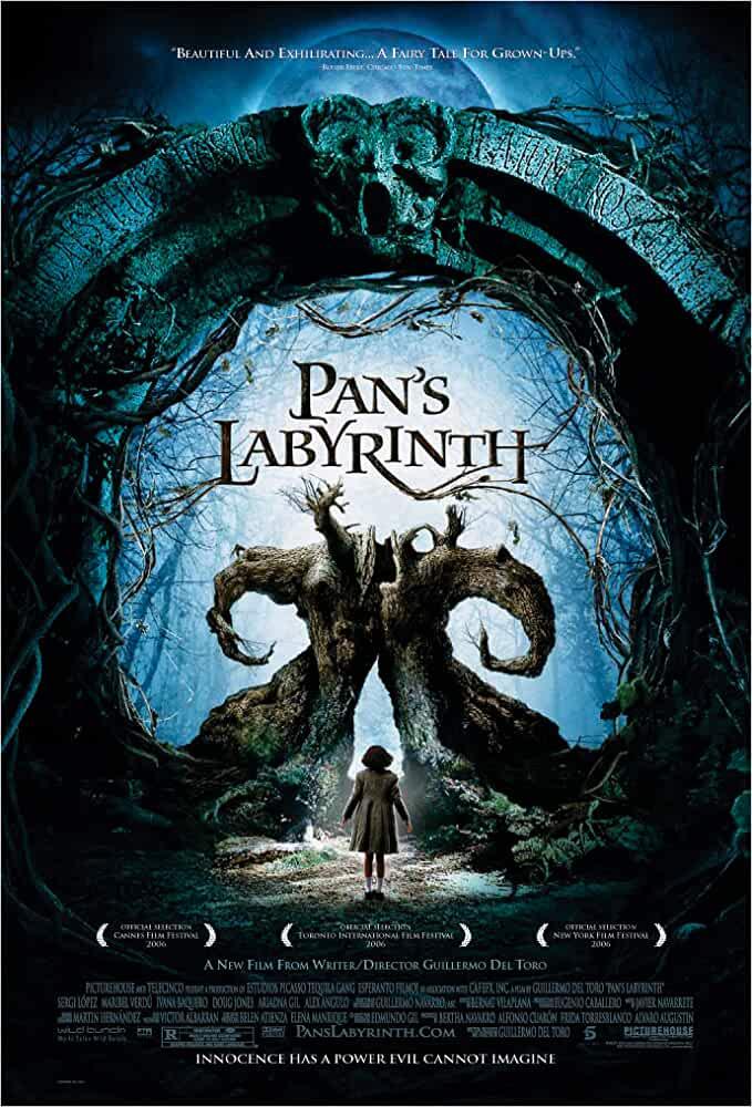 El Laberinto del Fauno 2007 Movies Watch on Netflix