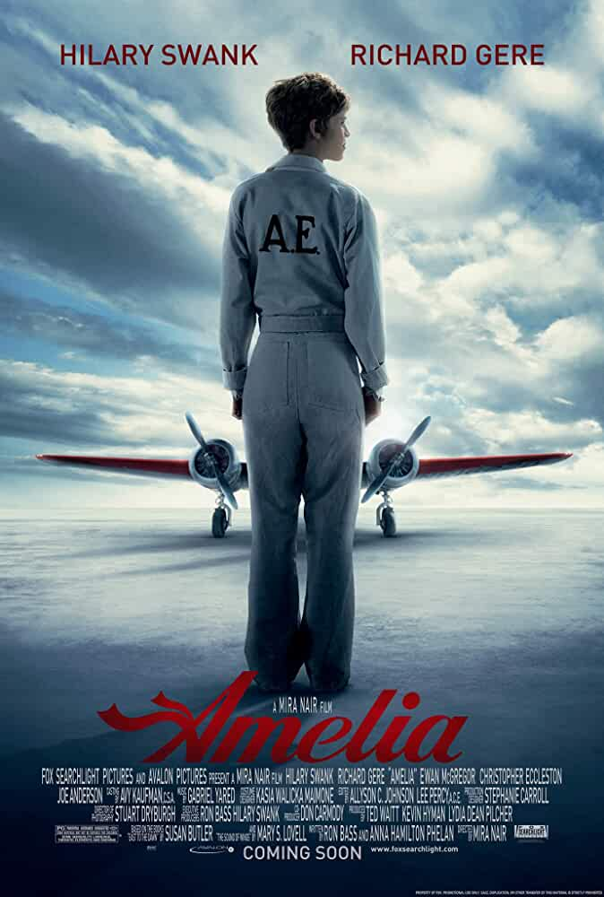 Amelia 2009 Movies Watch on Disney + HotStar