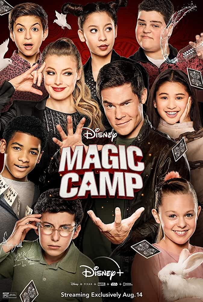 Magic Camp 2020 Movies Watch on Disney + HotStar