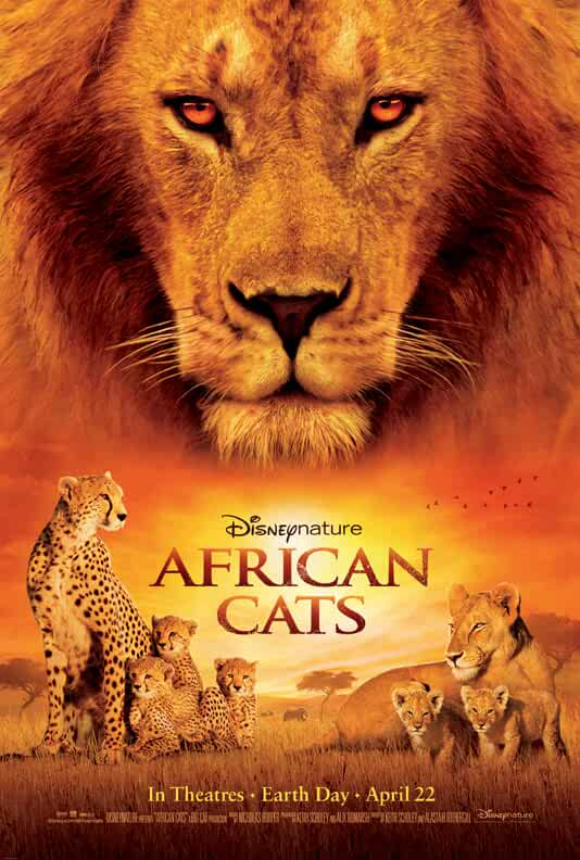 African Cats 2011 Movies Watch on Disney + HotStar