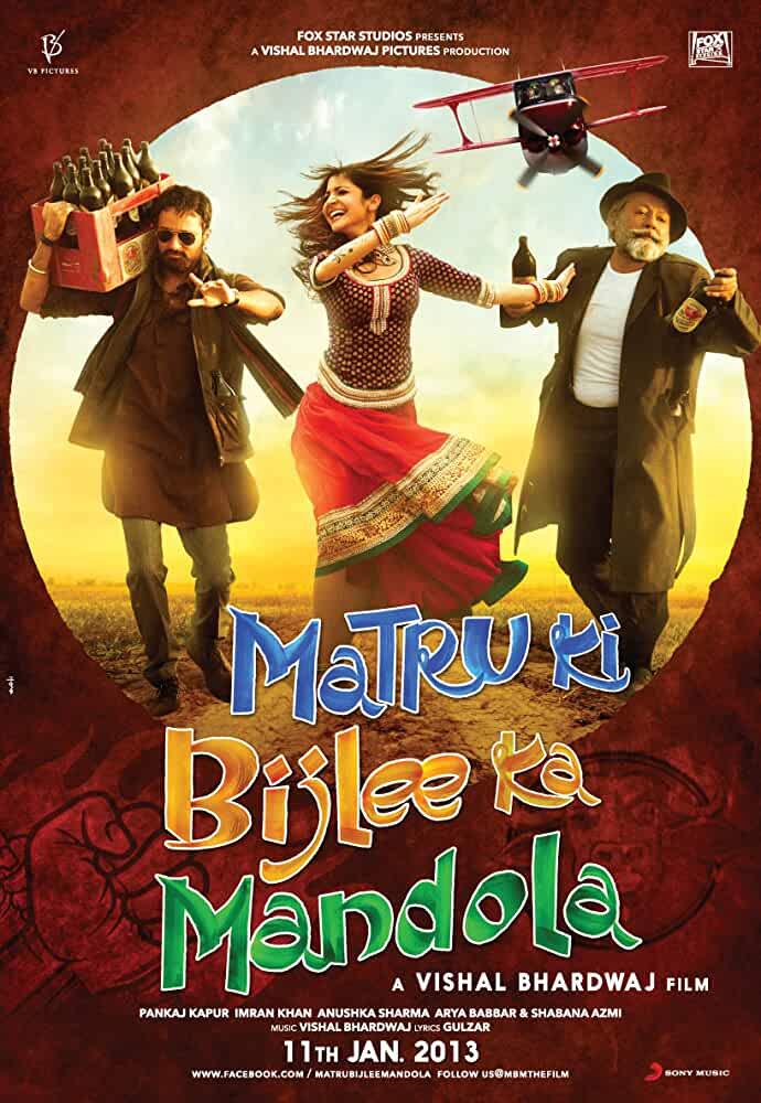 Matru Ki Bijlee Ka Mandola 2013 Movies Watch on Disney + HotStar
