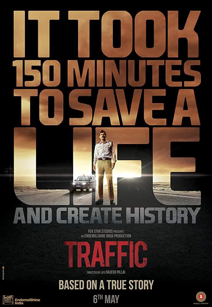 Traffic 2016 Movies Watch on Disney + HotStar