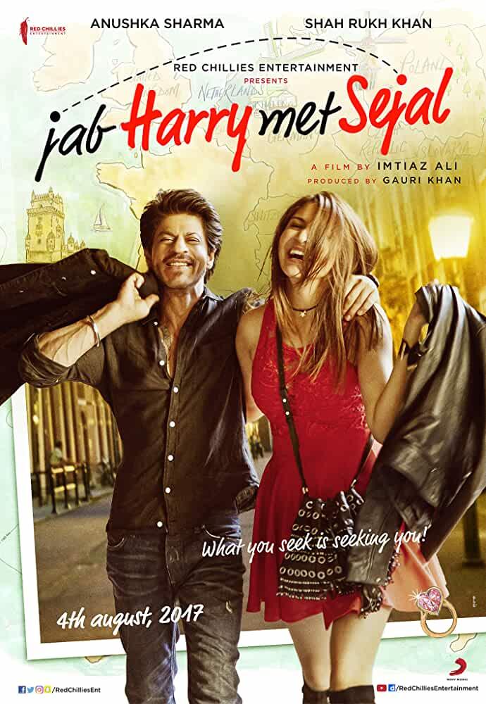 When Harry Met Sejal 2017 Movies Watch on Netflix